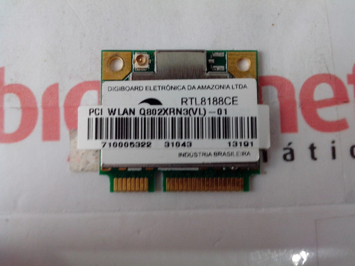 placa wireless notebook cce ultra thin u25