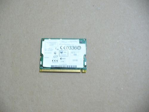 placa wireless notebook compaq v4000