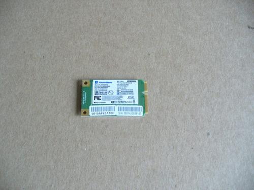 placa wireless  notebook lg r400 r405 frete gratis