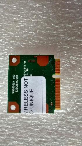 placa wireless notebook positivo unique