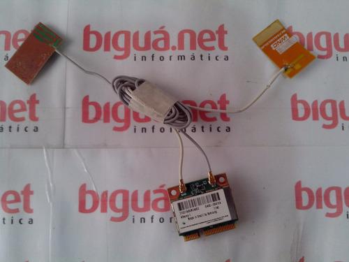 placa wireless notebook samsung rv411