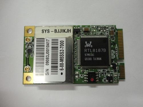 placa wireless para notebook azurewave aw-gu702