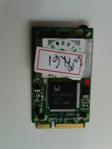 placa wireless pci express realtek rtl8187l aw-gu700