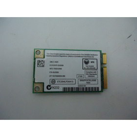 Placa Wireless Pci Notebook Cce Info One Black