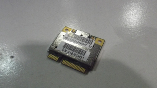 placa wireless rtl8191se all in one msi wind top ae1920-bt