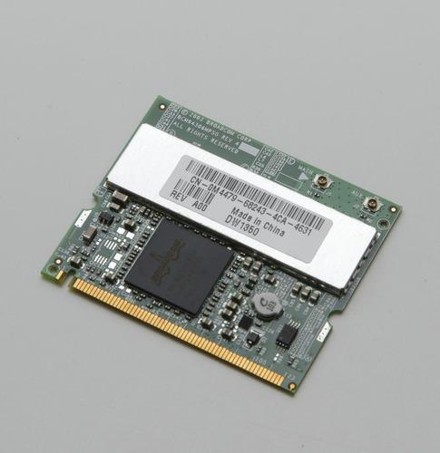 placa wireless wifi dell pn m4479 dw1350 - usada