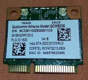ATHEROS AR8121 PCI ETHERNET DRIVER WINDOWS XP