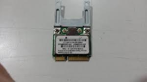 placa wireless wifi note compaq cq40 c/adaptador prolongador