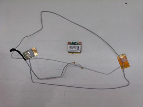 placa wirelles notebook samsung rv411