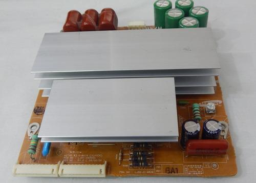 placa x main lj41-06005a lj92-01482b samsung pl42a450p1