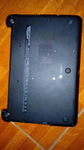 placa y carcaza nuevas de una laptop hp 245 g3