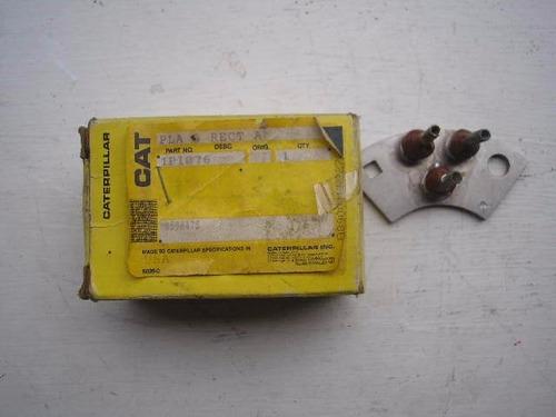 placa y rectificador caterpillar 1p1076