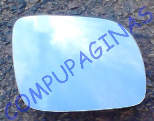 placa y vidrio espejo original seat cordoba chico derecho