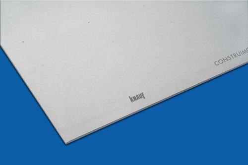 placa yeso std knauf 9,5mm 1,20x2,40m cielorraso durlock