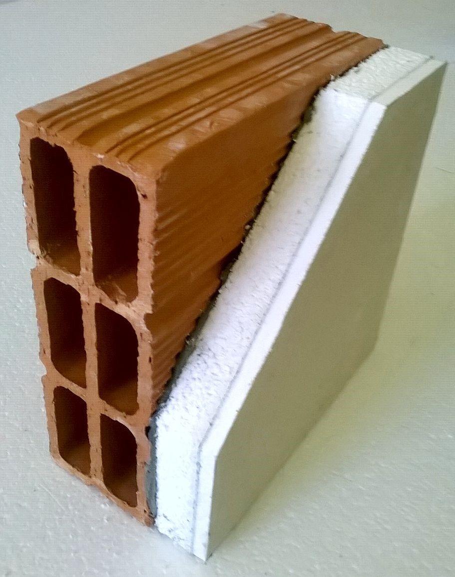 Placa yesopanel interior anti humedad y aislante termico - Placas decorativas para pared interior ...