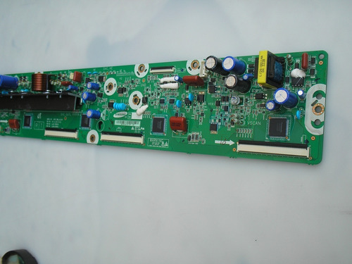 placa ysus tv samsung pl43f4000ag pl43f4000 - lj41-10321a