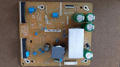placa zsus / xmain / samsung / pl 43d490a / lj41-09478a