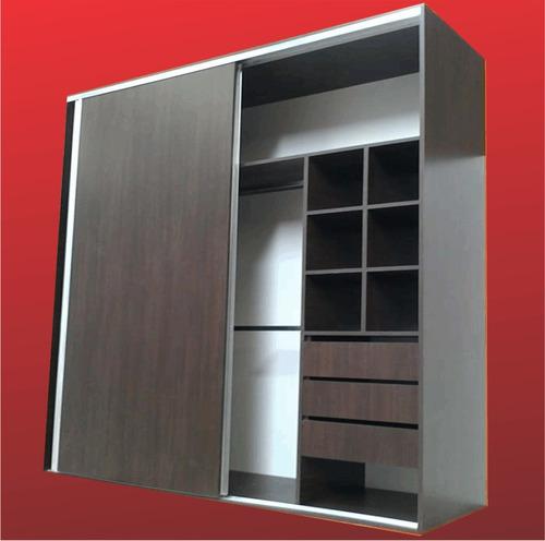 placar 240x240x60,2cajoneras,manijon de aluminio mega cell