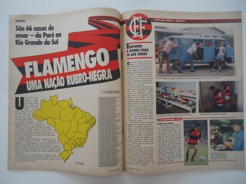 placar #965 todos os flamengos do brasil