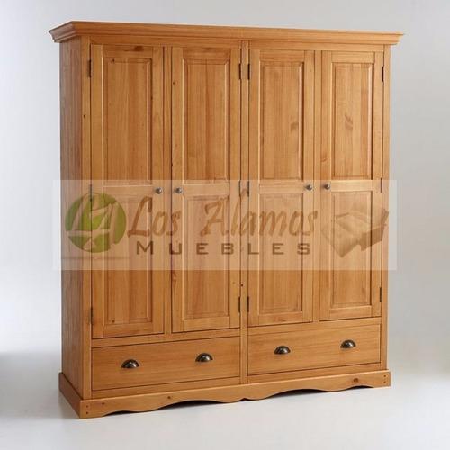 placar ingles de 1.60x0.54x1.80 los alamos muebles