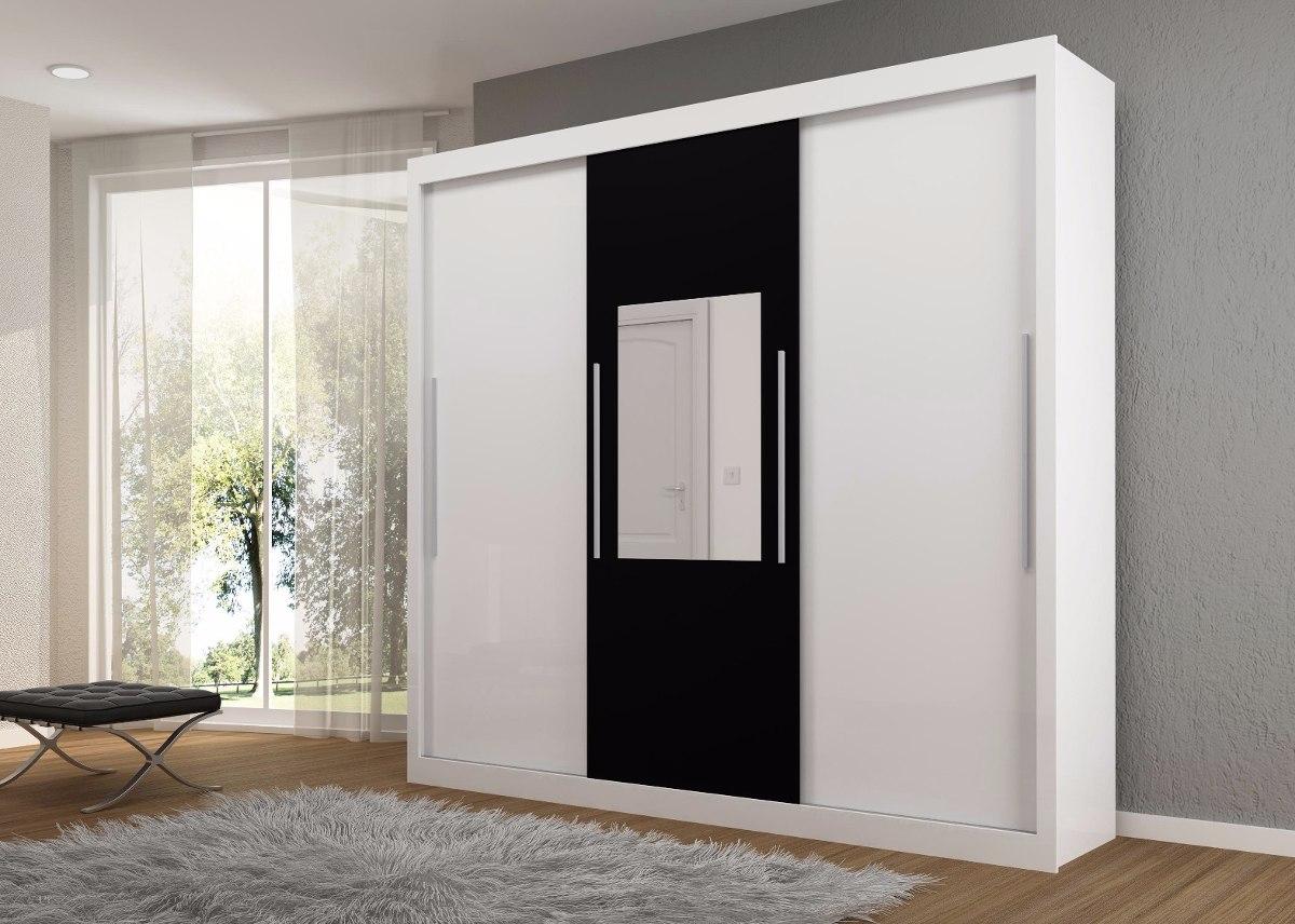 Ropero roperos placar muebles 3 puertas corredizas 8 - Muebles roperos ...
