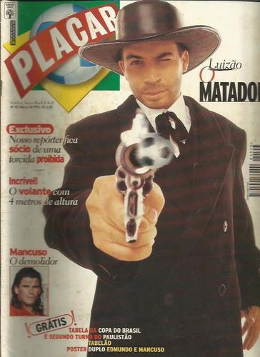 placar nº 1113 março/1996 edição rara