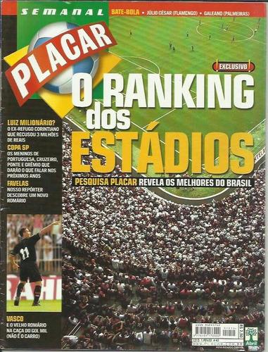 placar nº 1215 01/02/2002 edição rara