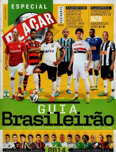 placar nº 1389 - guia do brasileirão 2014
