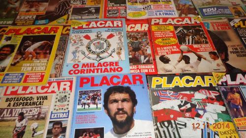 placar nº 819 03/02/1986 edição rara