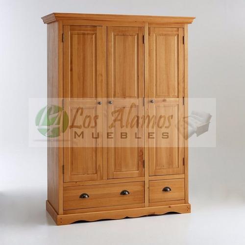 placar provenzal de 1.40x0.54x1.80los alamos muebles