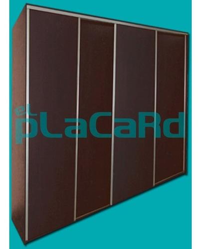 placard 250 ancho x 220 alto somos fabricantes directo
