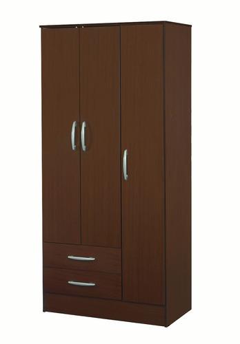 placard 3 puertas 2 cajones 2 estantes mosconi zona sur iris