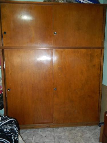 placard de madera 2 x 2,40