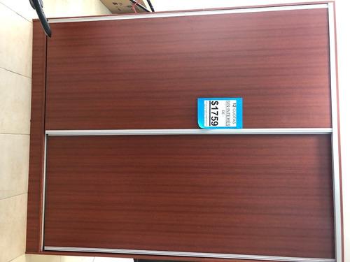 placard orlandi premium puerta corrediza