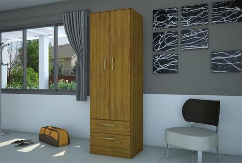 placard ropero de 2 puertas (varios colores) zona sur