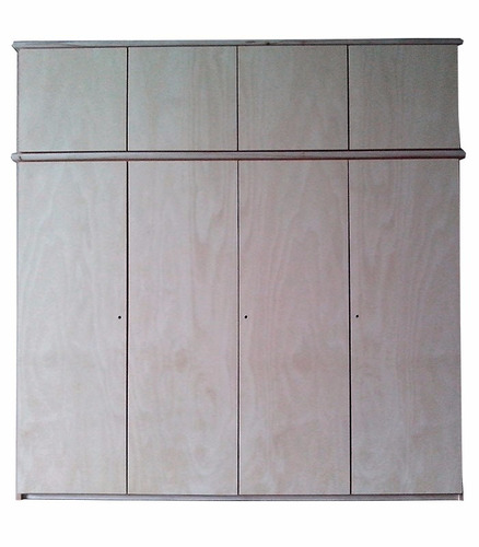 placares de guatambu 8 puertas