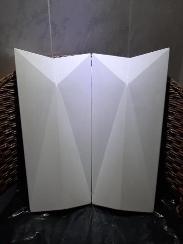 placas 3d gesso revestimento loja de fabrica + 15 modelos!