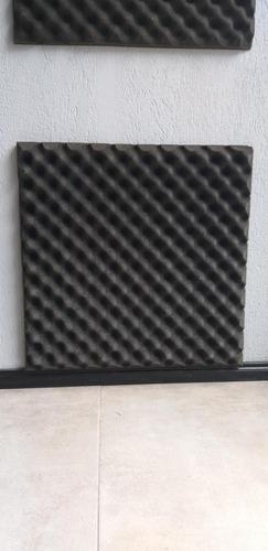 placas acústicas diseño conos c/retardodellama 50x50 x5cm