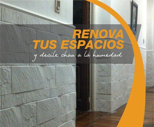 placas antihumedad con colocacion solucionalo ya!!!