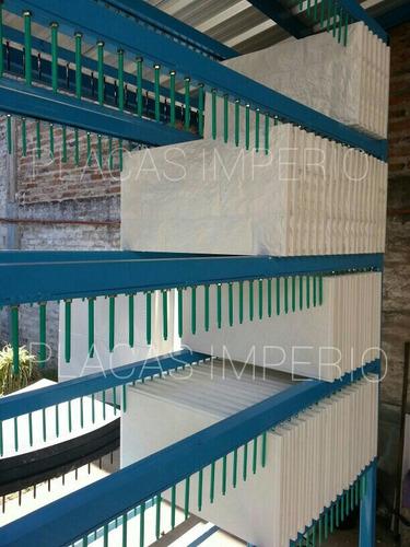 placas antihumedad. secaderos
