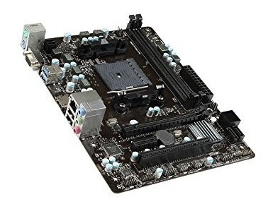 placas base msi amd fm2 a68h ddr3 sata 6 gb  s usb 3.0 hd..