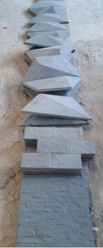 placas cimenticias /gesso em 3d
