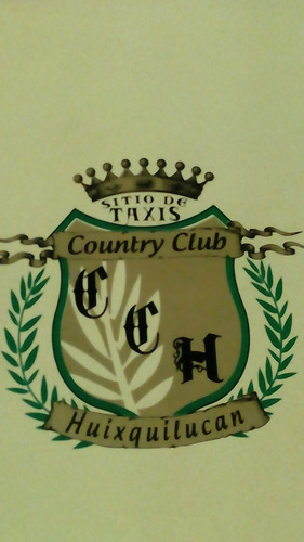 placas country club huxquilucan