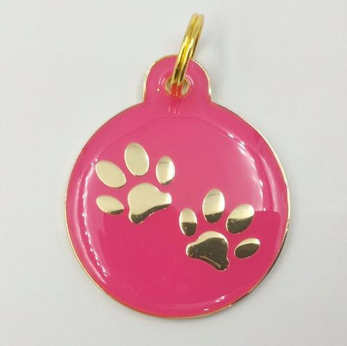 placas de lujo con brillantes mascotas perros gatos cachorro