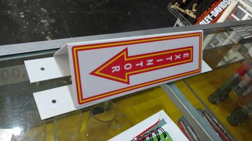 placas de sinalização personalizada