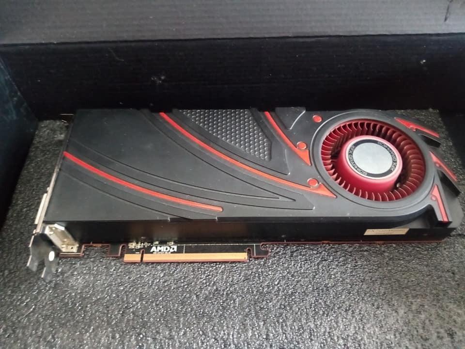 Placas De Video - Xfx - Radeon R9 290x 4gb/512bits