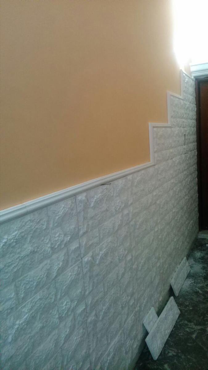 Placas de yeso para paredes beautiful trasdosado - Placas decorativas paredes interiores ...