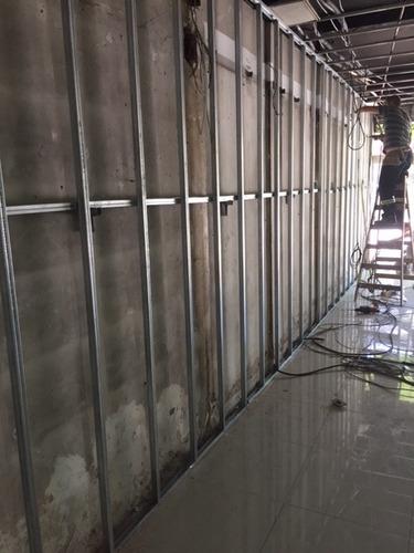 placas de yeso-cielorrasos-revestimiento antihumedad-paredes
