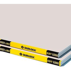 Placas De Yeso Marca Durlock 12,5mm P/ Pared Y Tabique Yeso