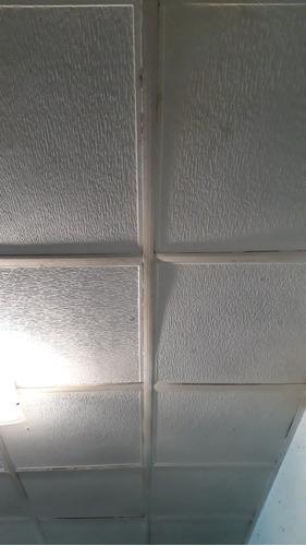 placas de yeso para bajo techo